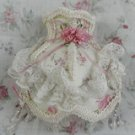 Vintage victorian shabby chic wall nightlight lamp NSC 24