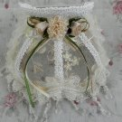 Vintage victorian shabby chic wall nightlight lamp NSC 26