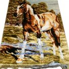 QUEEN KOREAN style MINK Horse blanket NEW!