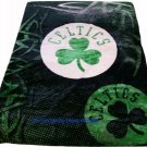 New NBA Boston Celtics Plush Mink Blanket Twin - Full