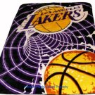 New NBA Los Angeles Lakers Plush Mink Blanket Twin - Full