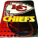 New NFL Kansas City Chiefs Plush Mink Blanket Twin - Full