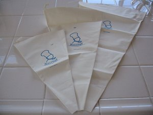 "14"" Fabric Pastry Bag - Commercial Quality"