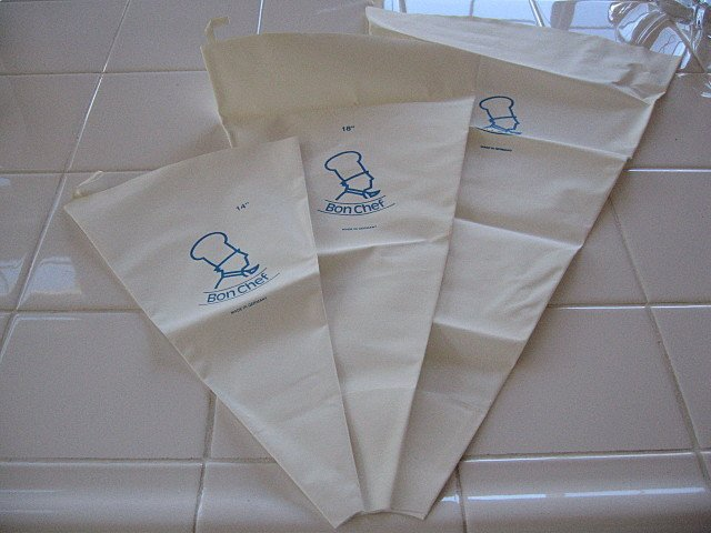 "18"" Fabric Pastry Bag - Commercial Quality"