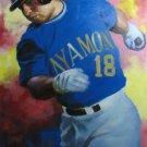 RAUL GONZALEZ ART WORK PORTRAIT BAYAMON PUERTO RICO