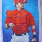 WILBER NIEVES ART WORK PORTRAIT MAYAGUEZ PUERTO RICO