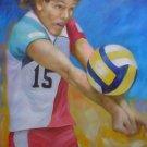 EILEEN LOPEZ ART WORK PORTRAIT PUERTO RICO GUAYNABO