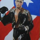 FELIX CAMACHO  ART WORK OIL PORTRAIT PUERTO RICO