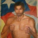 DANIEL SEDA  ART WORK OIL PORTRAIT PUERTO RICO PONCE
