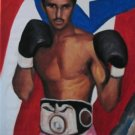 ANGEL ALMENA ART WORK OIL PORTRAIT PUERTO RICO MIAMI