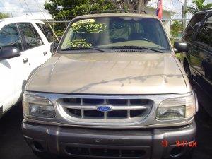 99 Ford Explorer