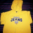 TOMMY HILFIGER HOODIE-SIZE MEDIUM FOR YOUTH