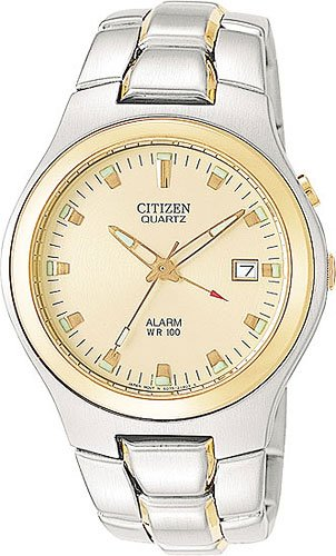 Citizen AH0204-53P Analog Alarm Men's