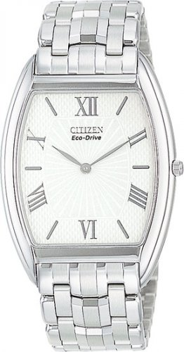 Citizen AR1030-51A Stiletto White Dial Men's