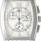 Citizen AT0000-55A San Remo Chronograph White Dial Men's