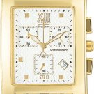 Citizen AT0012-56A Gold Tone Palidoro Chronograph White Dial Men's