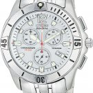 Citizen AT0100-51A Eco-Drive Titanium Professional Diver Silver Dial Men's