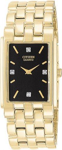 Citizen BB0422-53G Dress Bracelet Diamond Set Dial Men's