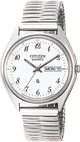 Citizen BF0100-97A Stainless Date Bracelets Men's