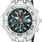 Citizen BJ2050-01E Chronograph Stainless Aqualand Chrono Aqua Men's