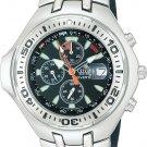 Citizen BJ2050-01E Chronograph Stainless Aqualand Chrono Aqua Men's