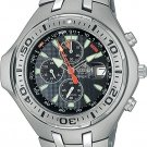Citizen BJ2060-58E Chronograph Titanium Aqualand Chrono Aqua Men's