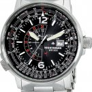 Citizen BJ7000-52E Eco-Drive NightHawk Black Dial Men's