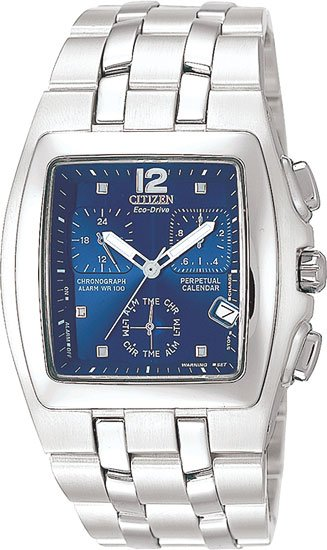 Citizen BL5140-51L Largo Eco Drive Perpetual Calendar Men's