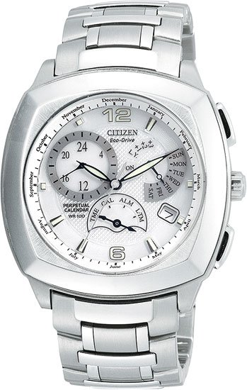Citizen BL8010-51A 8700 Calibre Perpetual Calendar Men's