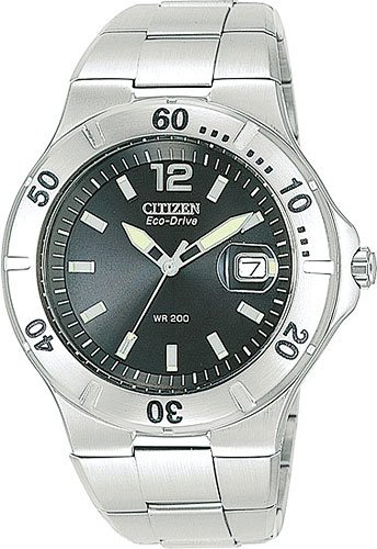 Citizen BM0550-51E Eco Drive Professional Diver Men's
