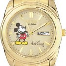 Citizen BM8222-56Q Disney Eco-Drive Gold Tone Men's