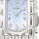 Citizen EG2000-50N Eco-Drive Silhouette Blue Mother of Pearl Ladies