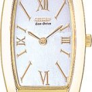 Citizen EG3072-53D Stiletto Gold Tone Ladies