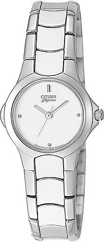 Citizen EJ3000-52A Elegance Dress Stainless Bracelets Ladies