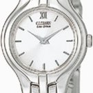 Citizen EP4030-58A Eco-Drive Stainless Ladies