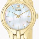 Citizen EP4032-52D Eco-Drive Gold Tone Eco Drive Ladies
