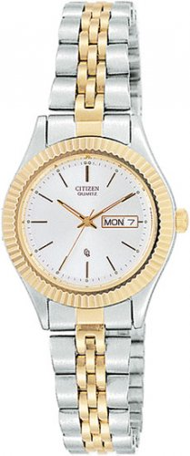 Citizen EQ0144-54A Two Tone Ladies