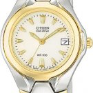 Citizen EW0154-53P Eco-Drive Stainless Two Tone Ladies