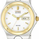 Citizen EW3034-59A Eco-Drive Corso Two Tone Ladies