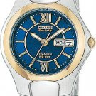 Citizen EW3054-51M Eco Drive Titanium Ladies