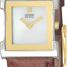 Citizen EW8304-08A Lucca Eco Drive Strap Ladies