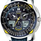 Citizen JR3080-01L Skyhawk Blue Angels Flight Chronograph Strap Men's