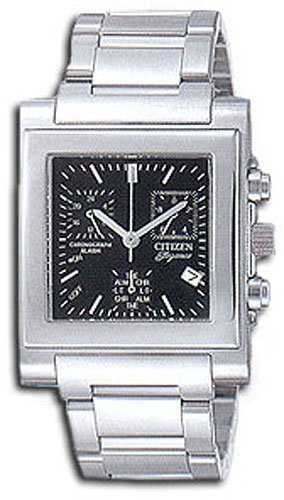 Citizen QA3310-53E 'Signature' Dress Chronograph Men's