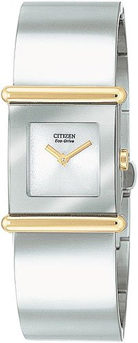 Citizen SY2024-57A Silhouette Two Tone Ladies