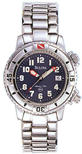 Bulova 96B40 Stainless Diving Men's