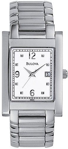 Bulova 96B53 Stainless Steel Men's