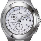 Bulova 96B98 Marine Stainless Steel Men's