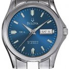 Bulova 96C23 Automatic Blue Dial Men's