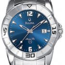 Bulova 96G30 Blue Dial Marine Star Men's