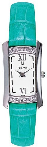 Bulova 96L66 Fashion Strap Collection Ladies